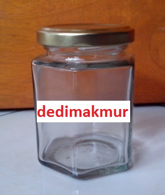 Botol Hexagonal