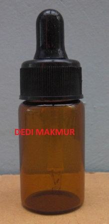 Botol Pipet Amber 18 ml