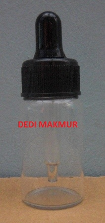 Botol Pipet Bening 18 ml