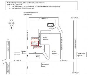 Peta Dedi Makmur 2