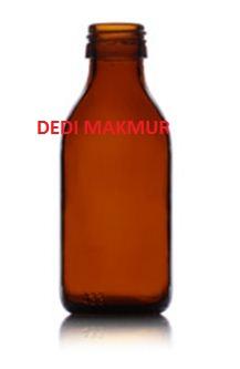 Botol Amber 125 ml