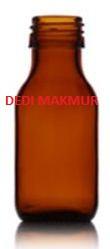 Botol kaca Sirup 60 ml
