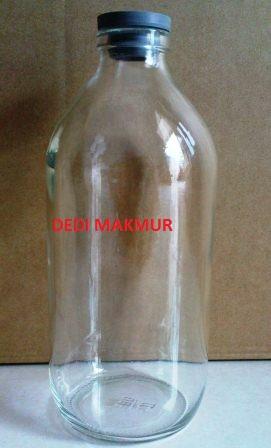 Botol kaca 500 ml