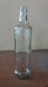 Botol kaca madu 350ml dedimakmur