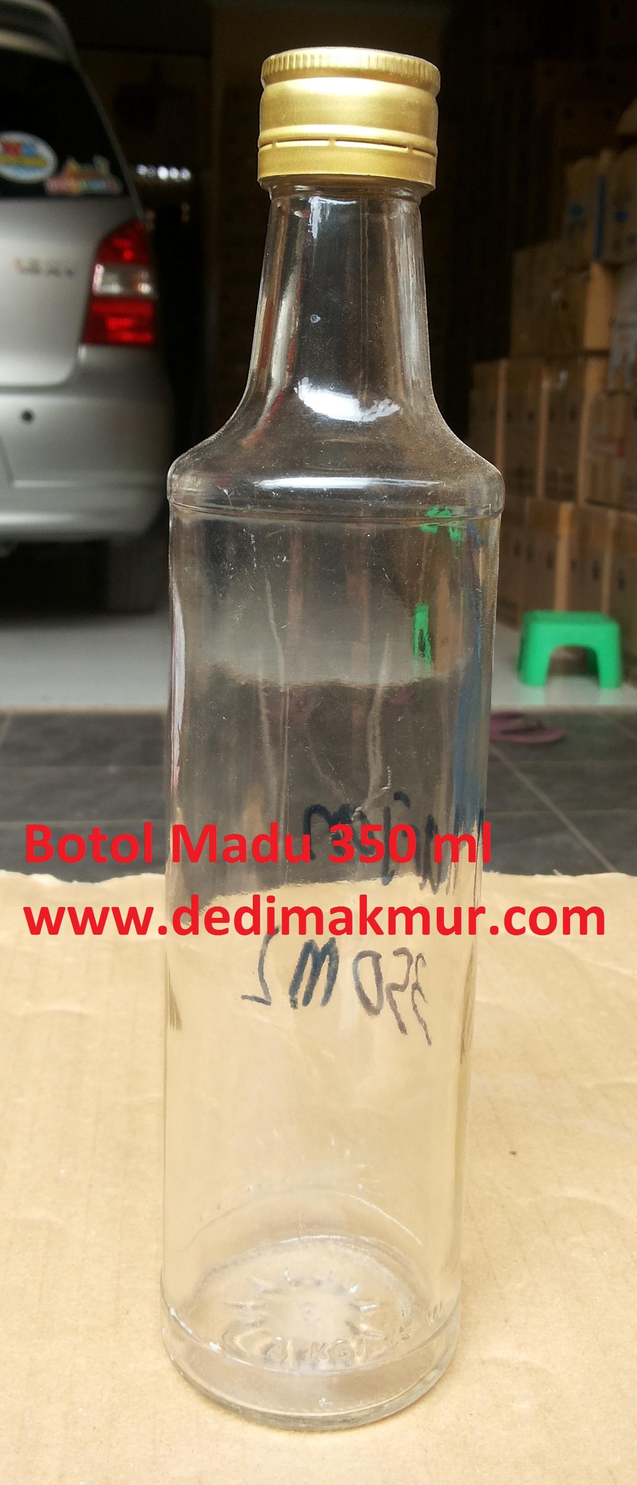 botol madu 350 ml
