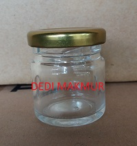 Jar 30 ml Dedi makmur low